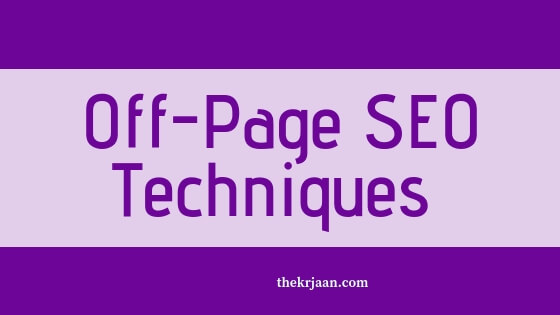 Top Proven Off-Page SEO Techniques Forever