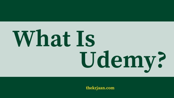 What Is Udemy   Key Features Of Udemy Courses   Basics Of Udemy