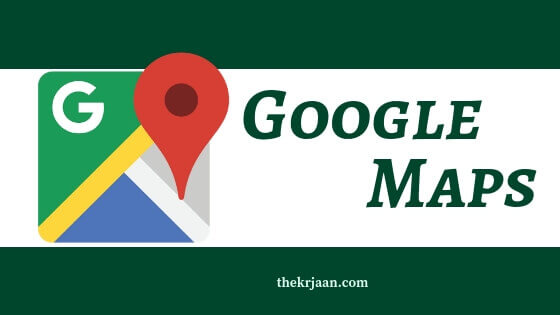 What Is Google Maps |All About Gmaps