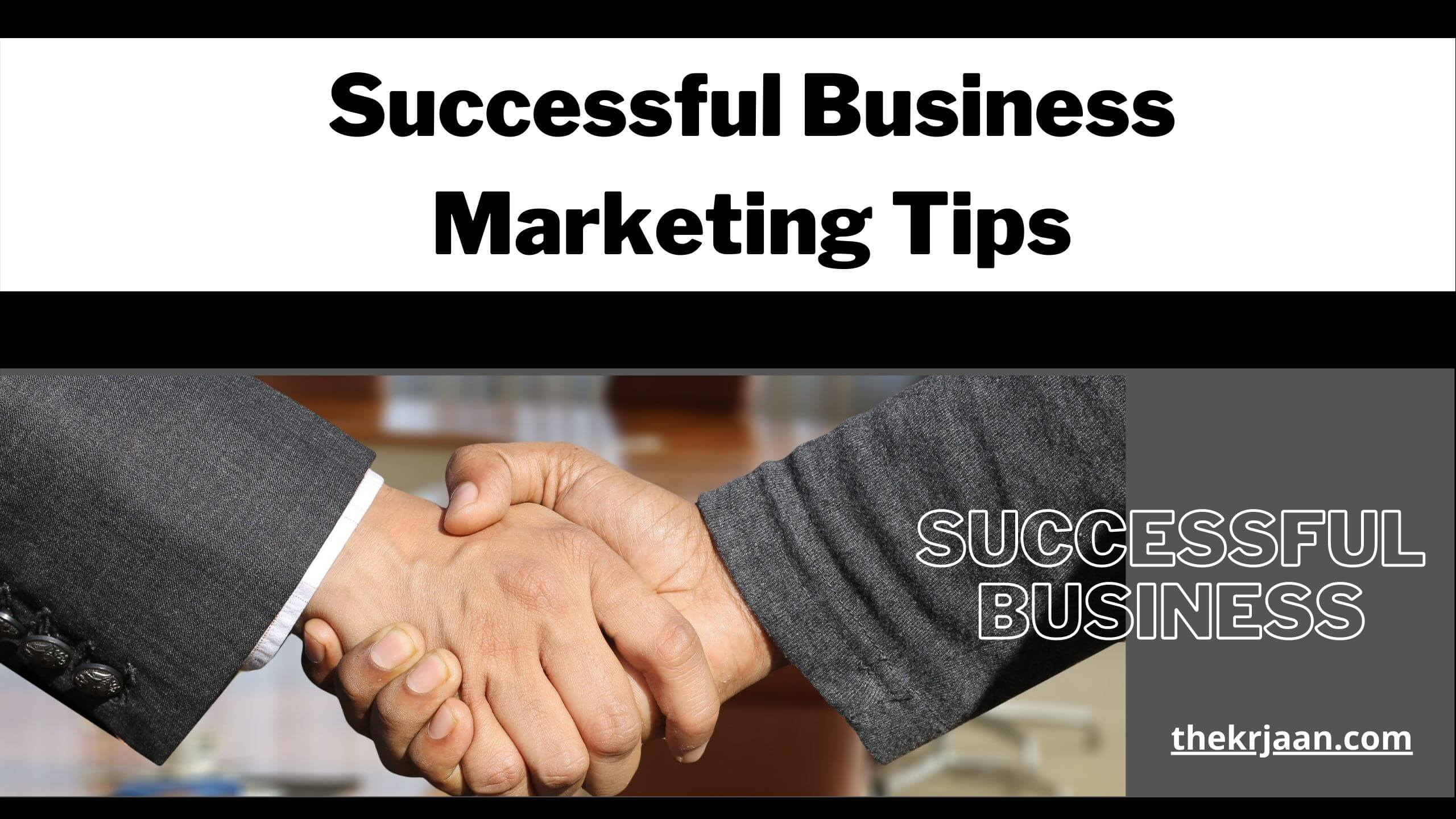 4 Successful Business Marketing Tips Will Make you Forget Everything